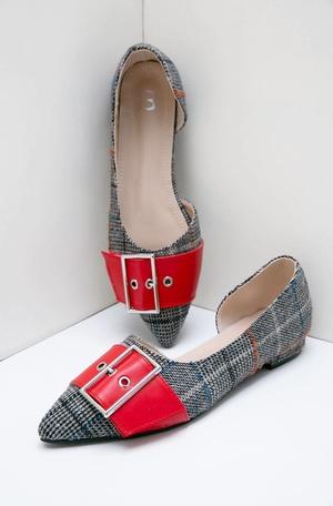 Jual Sepatu Flat Wanita Terbaru Hijabenka Com
