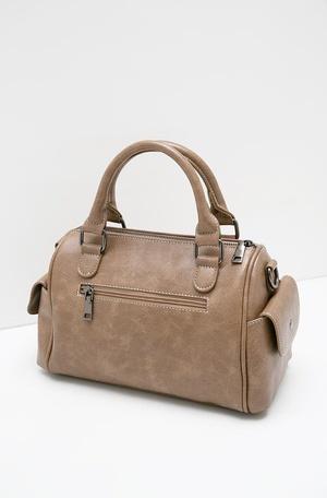 b6a42b79cbd Goffin Decyta Classic Shoulder Bag Brown
