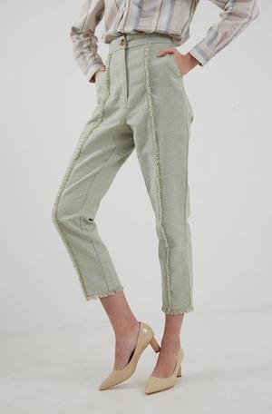 Charlie Sheddred Pants Green