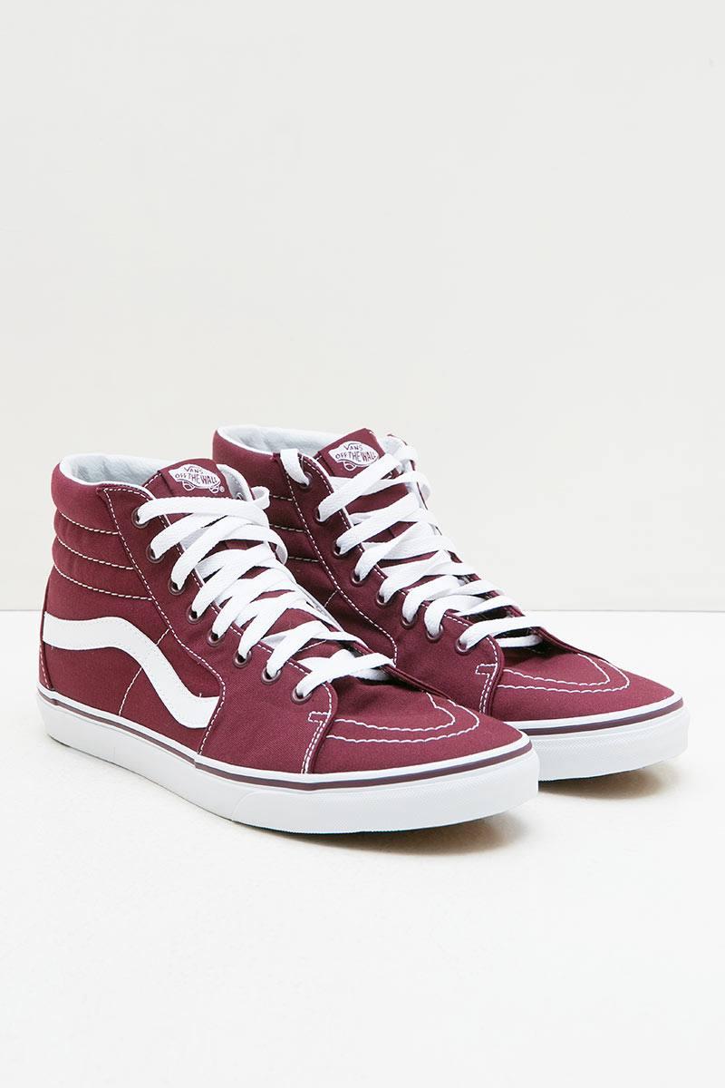 28b9e9741f Sell Vans Sk8 Hi Port Royale Canvas Men Sneakers