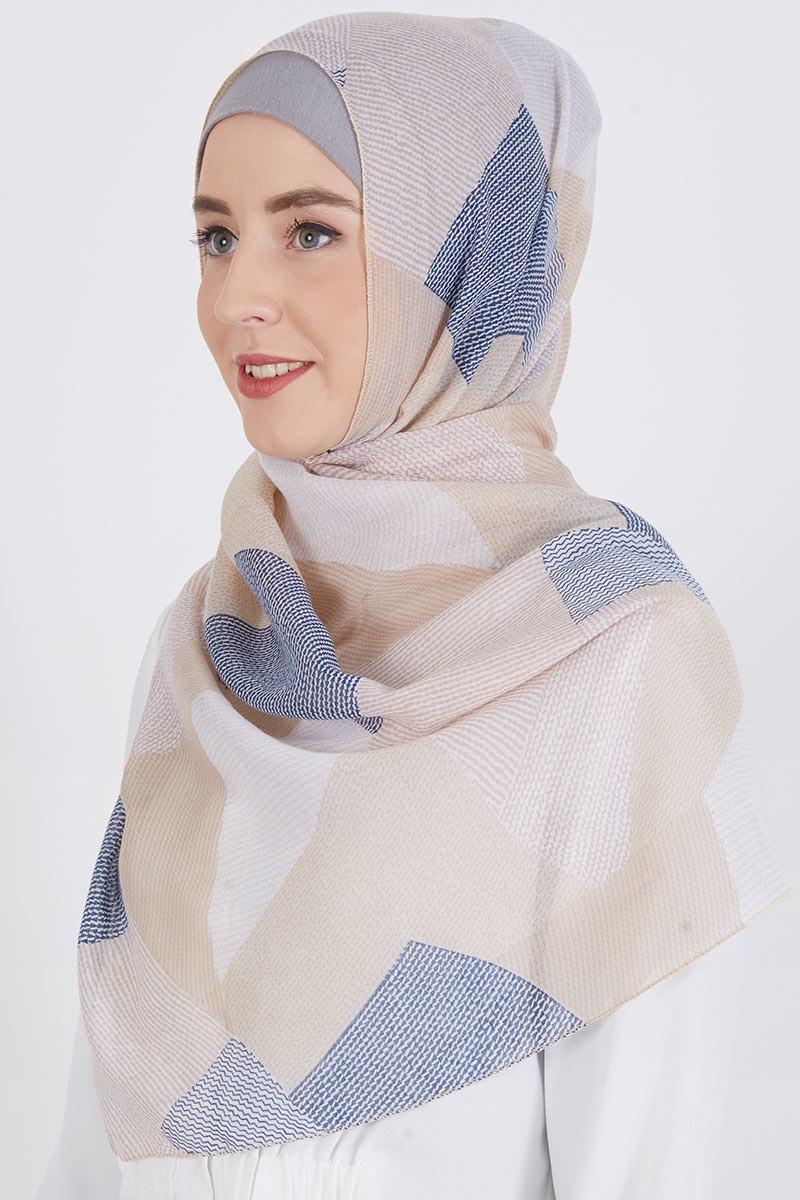 Sell Moya Pashmina Broken White Hijab Essential Hijabenka Com