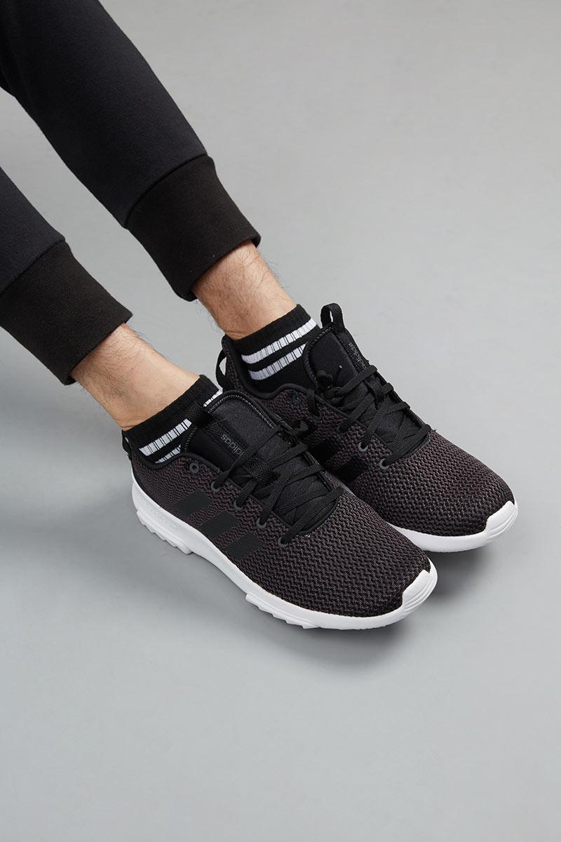 adidas cloudfoam black mens