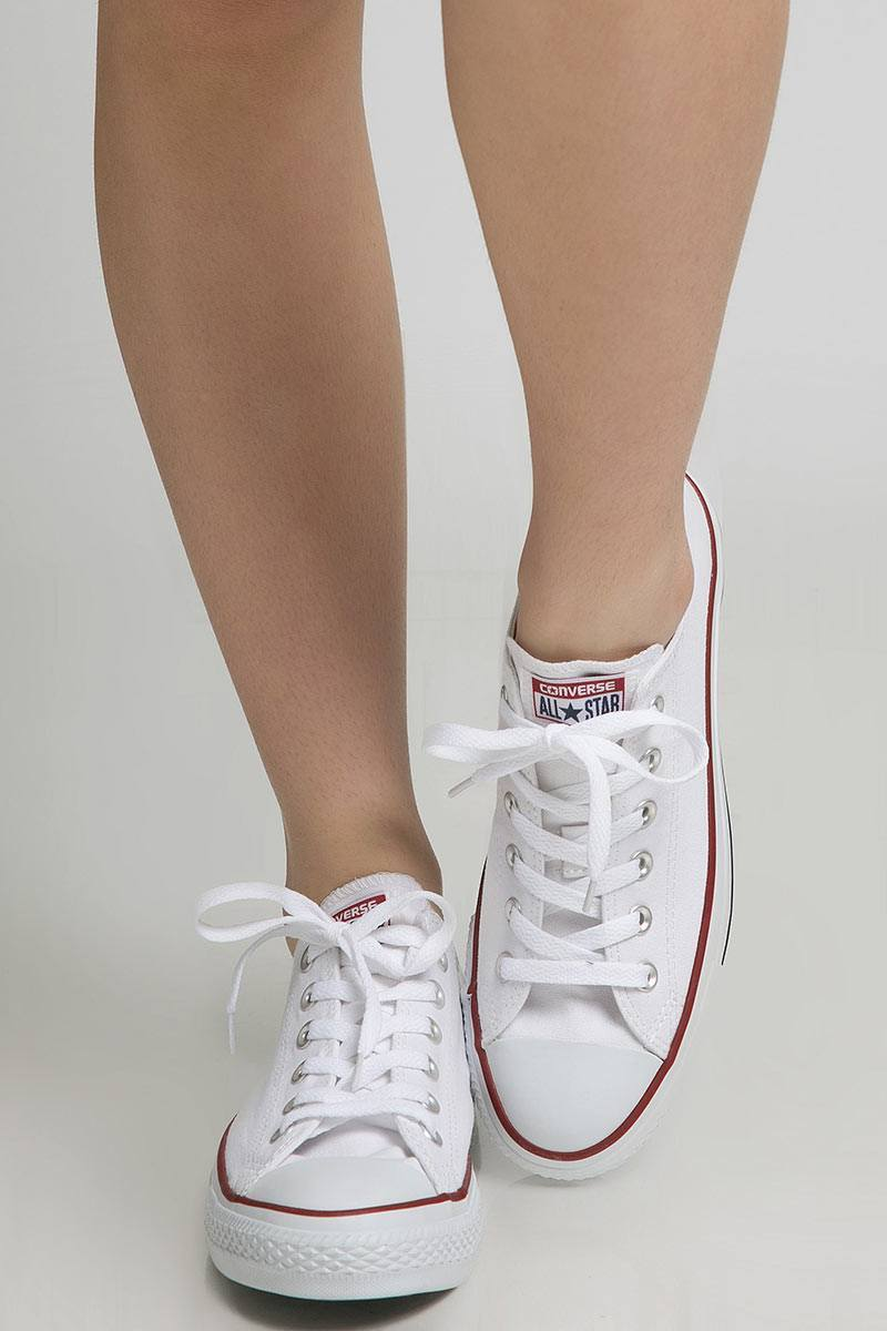 Sell WOMENS CT AS CANVAS OX - WHITE